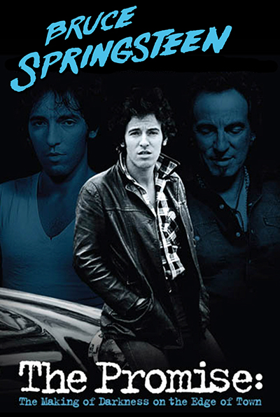 Bruce Springsteen: The Promise: The Making of Darkness on the Edge of Town cover