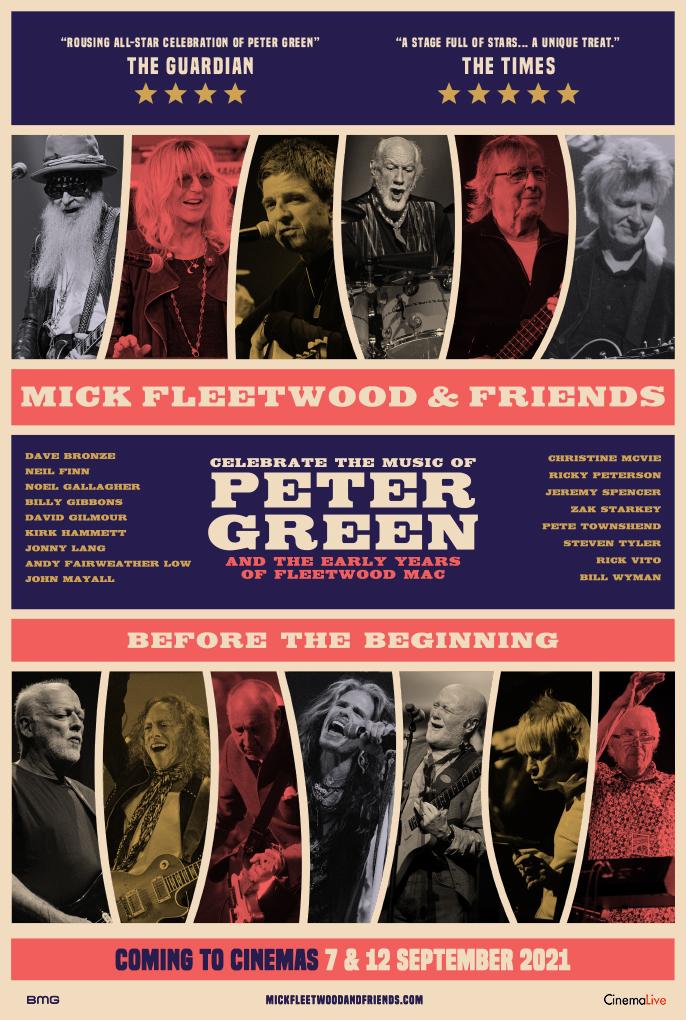 Mick Fleetwood & Friends cover