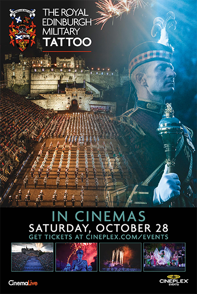 The Royal Edinburgh Military Tattoo 2017 cover